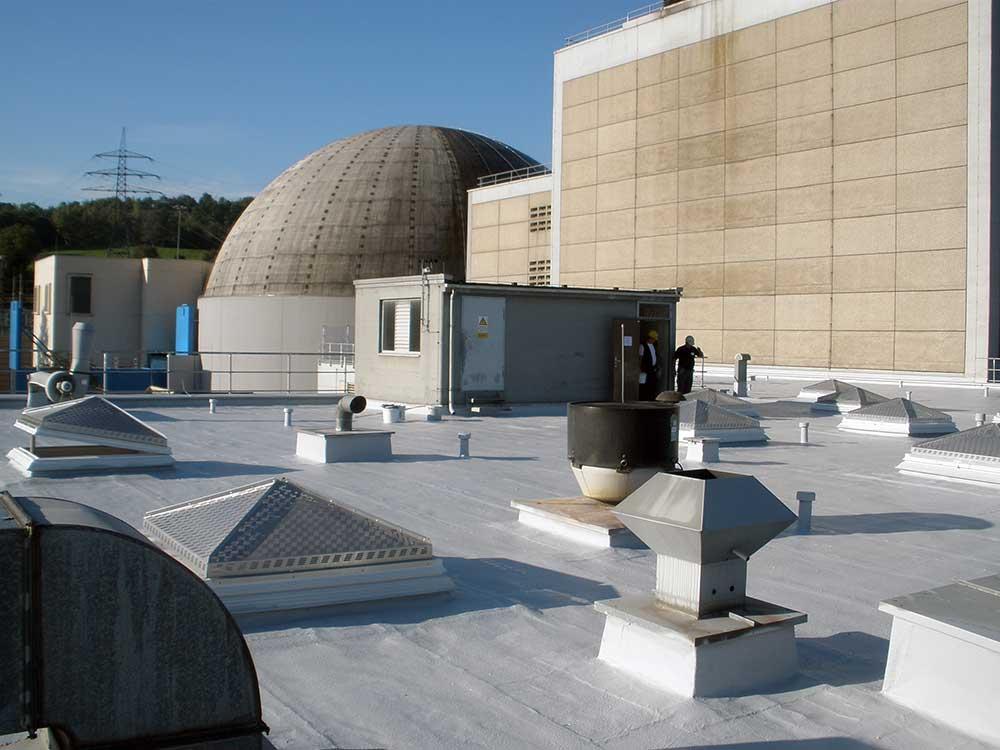 Sehr Dachsanierung Dachabdichtung Flüssigkunststoff Purelastik - isopol.de OC11