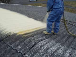 Top Dachsanierung bei Faserzement früher Wellasbest - isopol.de PN07